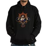 Pray the Rosary Hoodie (dark)
