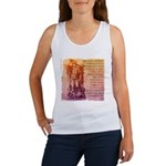 St. Michael Prayer in Latin Women's Tank Top