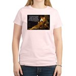 Religious Art & Beauty Women's Pink T-Shirt