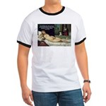 Freud Erotic Quote and Titian Ringer T