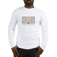 Anime Yellow Lab Long Sleeve T-Shirt