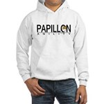Papillon Agility Hooded Sweatshirt