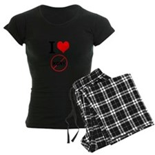 I Heart Stop Kony Women's Dark Pajamas