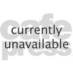407 Orlando Area Code Oval Teddy Bear