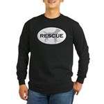 RESCUE Long Sleeve Dark T-Shirt