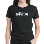 eFlowery Bride Women's Dark T-Shirt