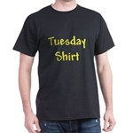 My Only Tuesday Black T-Shirt