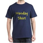 My Only Monday Blue T-Shirt