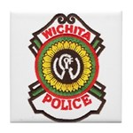 Wichita Police Tile Coaster