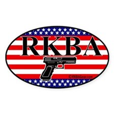 COLOR RKBA Glock Auto Decal