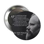 "Poincare: Nature Science 2.25"" Button (10 pack)"