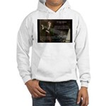 Sir Isaac Newton: Gravity Hooded Sweatshirt