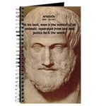 Greek Philosophers: Aristotle Journal