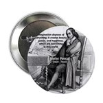 "Mathematics: Blaise Pascal 2.25"" Button (10 pack)"