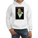 Romantic Writer: Percy Shelley Hooded Sweatshirt
