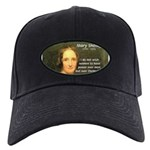 Novelist Mary Shelley Black Cap