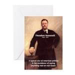 Theodore Roosevelt Greeting Cards (Pk of 10)