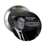 "President Ronald Reagan 2.25"" Button (100 pack)"