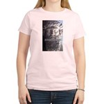 Plato: Wisdom Knowledge Play Women's Pink T-Shirt