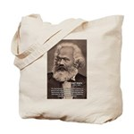 Civilization and Marx Tote Bag