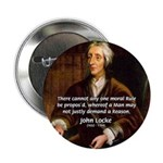 "Philosophy John Locke 2.25"" Button (100 pack)"
