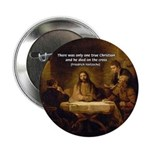 "Christianity: Truth / Myth 2.25"" Button (100 pack)"