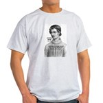 Freedom of Thought Bruno Ash Grey T-Shirt