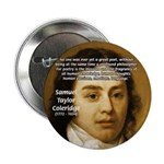 "Samuel Taylor Coleridge Poet 2.25"" Button (100 pac"