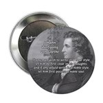 "Goethe on Pure Thought 2.25"" Button (100 pack)"