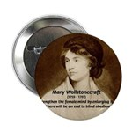 "Philosophical Feminism 2.25"" Button (10 pack)"