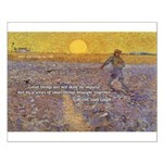 Vincent Van Gogh Paintings Small Poster