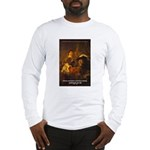 Art & Atmosphere Rembrandt Long Sleeve T-Shirt