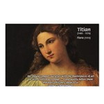 Titian Renaissance Master Postcards (Package of 8)